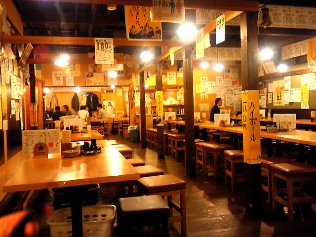 六本木の魔窟に集う強者共の飲み較べオフ@松ちゃん開催す! [Twitter] [iPhone] [Restaurant]