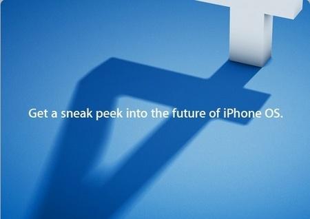 今夜いよいよiPhone OS 4.0発表イベント開催! [iPhone]