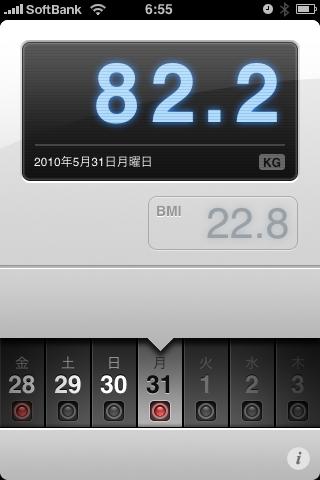 ランニング日誌(10/05/31)終わりよければ5月最終ラン! #run_jp [Runnin' Higher]