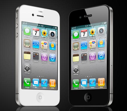 一目瞭然!これがiPhone 4とiPhone 3GSのスペック差なのだ! [iPhone]