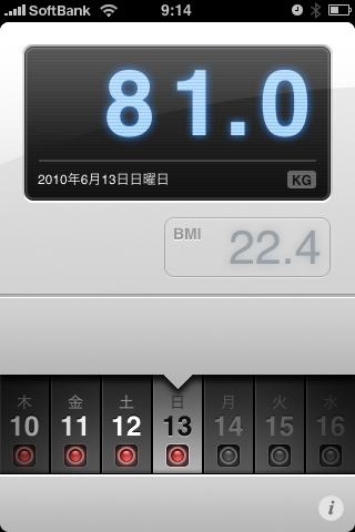 ランニング日誌(10/06/13)お疲れゆったり13キロラン! #run_jp [Runnin' Higher]