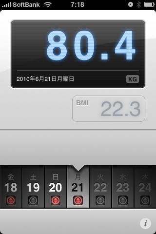 ランニング日誌(10/06/21)夏至だ筋肉疲労だ頑張ったラン! #run_jp [Runnin' Higher]