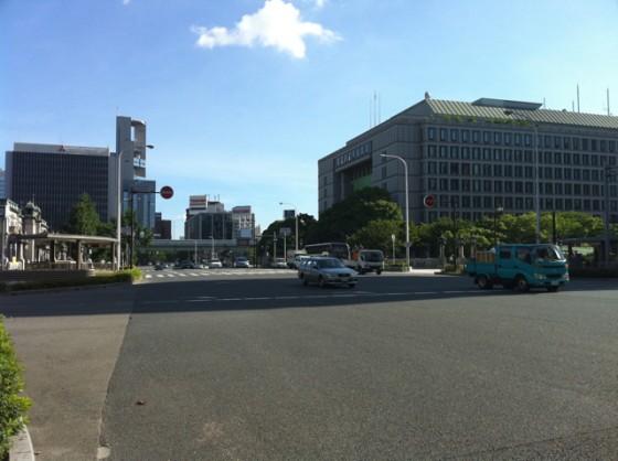 関西なう。その7 大阪でも走るんです! 肥後橋から大坂城往復ラン! [Event] [Travel] [Runnin' Higher]