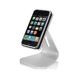 """シックでカッコいい iPhone スタンド """"LUXA2 H2"""" がやってきた! [iPhone]"""