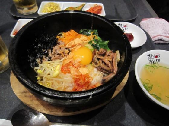 大阪なう。その1. 梅田で韓国料理とカフェタイム [Event] [Travel]