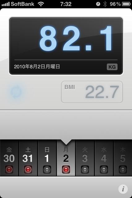 ランニング日誌(10/08/02)寝坊だドタバタショートラン! #run_jp [Runnin' Higher]