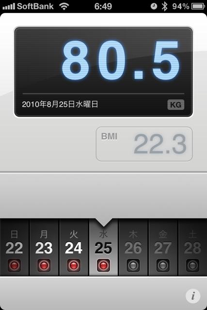 ランニング日誌(10/08/25)イベントファイナル・ショートラン! #run_jp [Runnin' Higher]