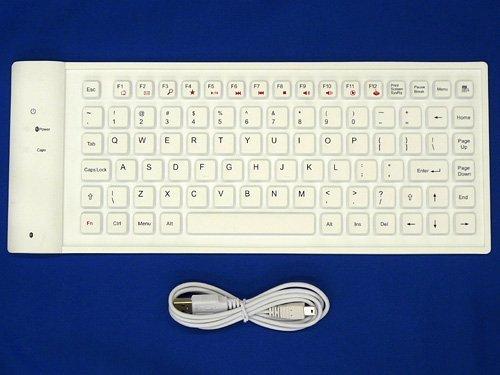 iPhone/iPad対応のくるくる巻き取れるBluetoothキーボードが気になる! @ttachi's Clip 2010年8月17日版 [Links and News]