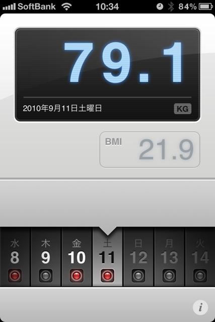 ランニング日誌(10/09/11)久々皇居11キロラン! with HDR写真  #run_jp [Runnin' Higher]