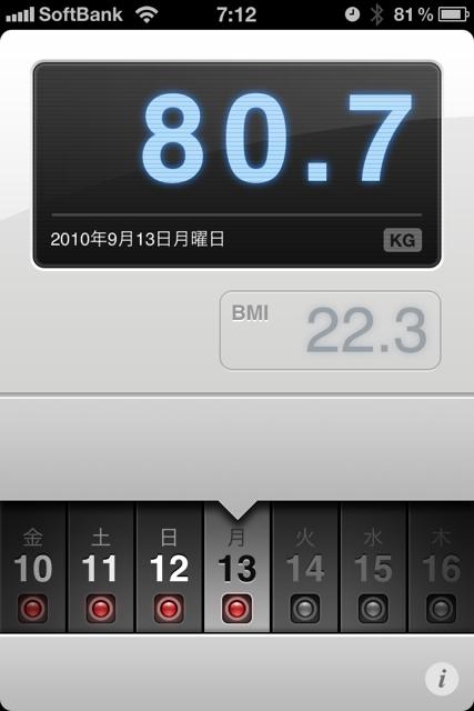 ランニング日誌(10/09/13)ペース上がらずどたばたラン! #run_jp [Runnin' Higher]