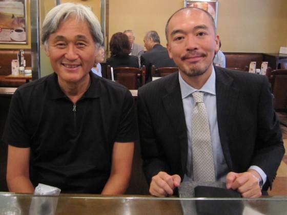 人生の師 吉越浩一郎さんとお会いしてきました! [Event]