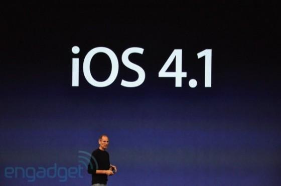 iOS4.1は来週リリース、そしてiPad対応iOS 4.2は11月リリース! [iPhone] [iPad]