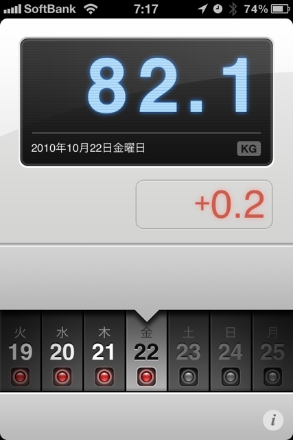 ランニング日誌(10/10/22)走り込め頑張る8.6kmラン! #run_jp [Runnin' Higher]