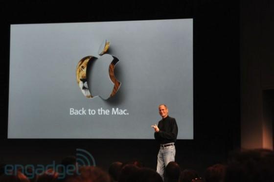 ホントに出た!MacBook Airは88,800円から!! Mac OS X 10.7 Lionは'11夏リリースだっ! [Mac]