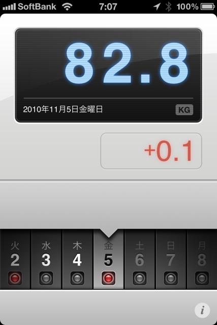 ランニング日誌(10/11/05)全身筋肉痛ショートラン! #run_jp [Runnin' Higher]