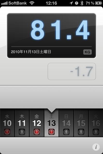 ランニング日誌(10/11/13)ゆっくり走ろう紅葉16kmラン! #run_jp [Runnin' Higher]