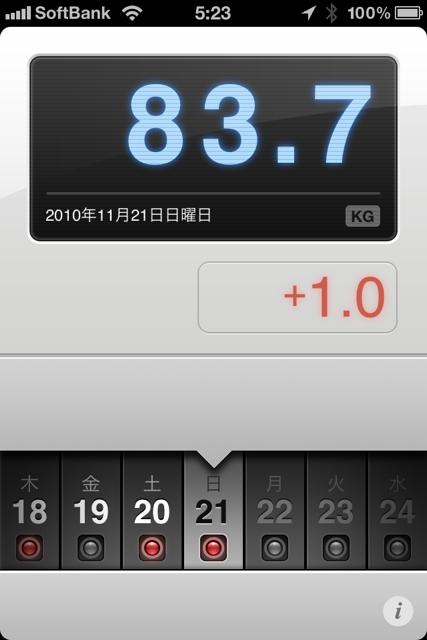 ランニング日誌(10/11/21)旅立ち前のショートラン! #run_jp [Runnin' Higher]