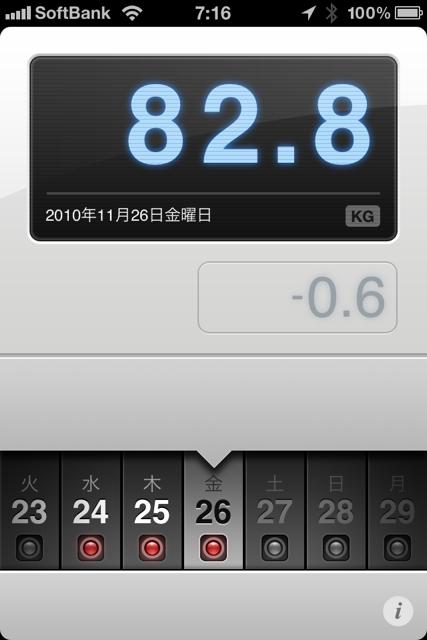 ランニング日誌(10/11/26)時間がないぞショートラン! #run_jp [Runnin' Higher]