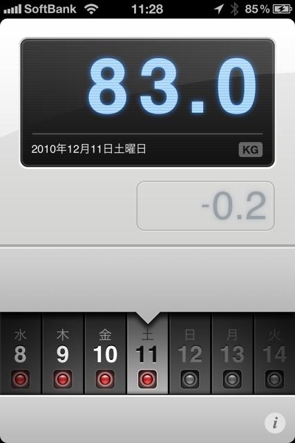 ランニング日誌(10/12/11)そろそろ復帰5kmラン! #run_jp [Runnin' Higher]