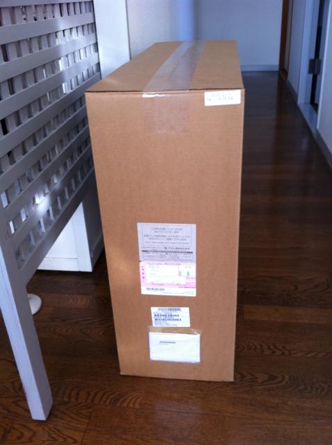 我が家に27インチiMacがやってきた、ヤァヤァヤァ! やるぜ開封の議!![Mac]