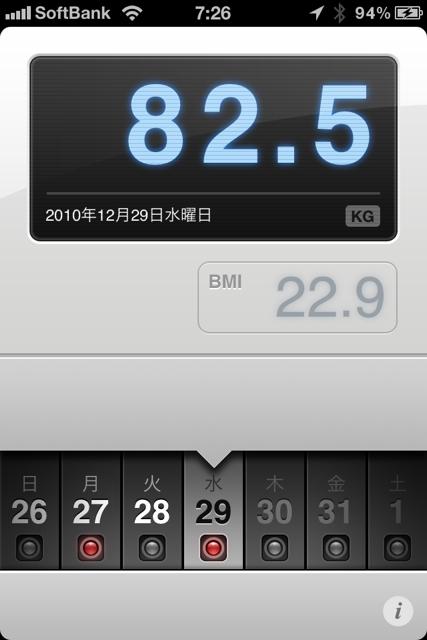 ランニング日誌(10/12/29)仕事納めショートラン! #run_jp [Runnin' Higher]