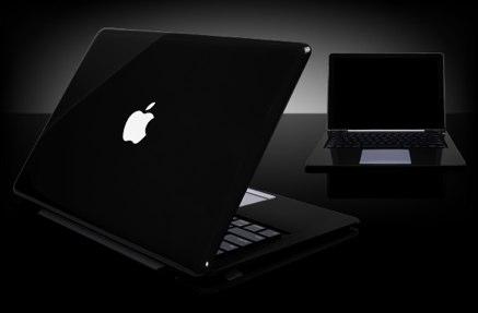 Happy Birthday!  今日は僕のMacBook Black 満3歳の誕生日♬ [Mac]