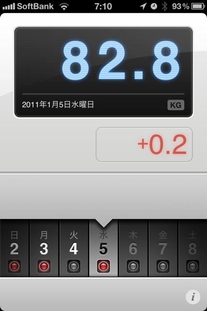 ランニング日誌(11/01/05)仕事始め早朝8.6kmラン! #run_jp [Runnin' Higher]