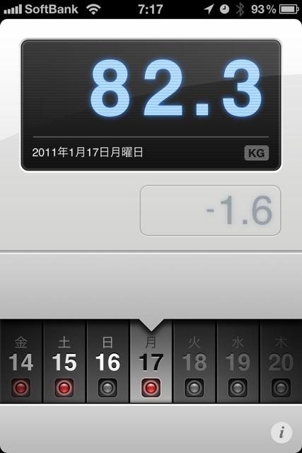 ランニング日誌(11/01/17)久々8.6km走れたラン! #run_jp [Runnin' Higher]