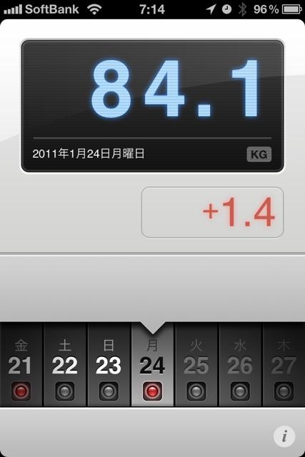 ランニング日誌(11/01/24)脚が痛くないって素晴らしい!ラン! #run_jp [Runnin' Higher]