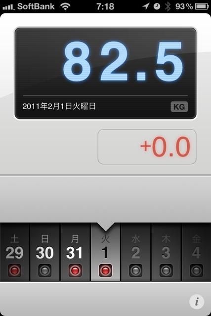 ランニング日誌(11/02/01)今日から2月だ頑張るラン! #run_jp [Runnin' Higher]