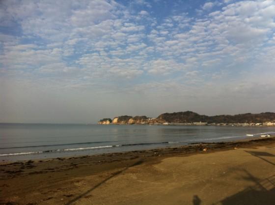 ランニング日誌(11/03/20)春の鎌倉海岸線11kmラン!