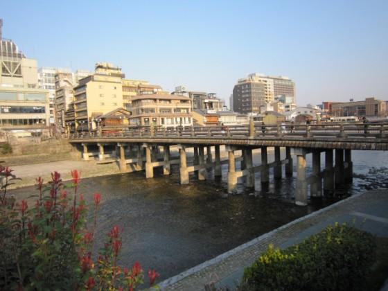 写真つきランニング日誌(11/03/29)サクラサク!京都ラン!