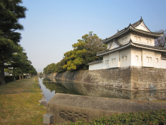 写真つきランニング日誌(11/03/30)今日も京都ラン!