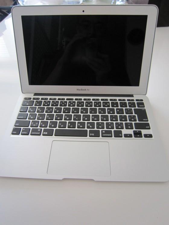 MacBook Air 11inch を持って関西旅行に行ってきた!