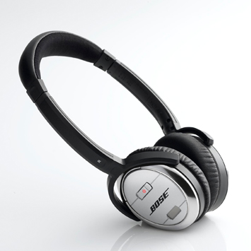 BOSE QuietComfort 3が再び入院