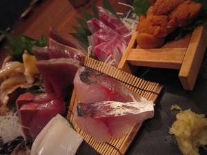 4番サード魚真 名前は変だが魚は絶品!大人の渋谷・隠れ居酒屋 [渋谷グルメ]