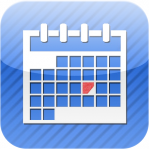 """祝・標準カレンダー同期!  iPhoneアプリ紹介  """"Refills""""  はやはり美しい!"""