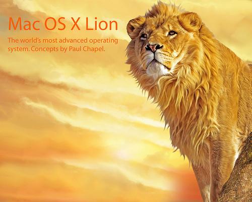 Apple公式情報!待ってたぜ! OS X 10.7 Lionは今夜発売!