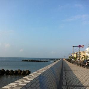 40男のボディ・マネジメント日誌(2011/08/01)湘南の海10キロ復活ランで8月スタート!そして700日連続出走記念!!