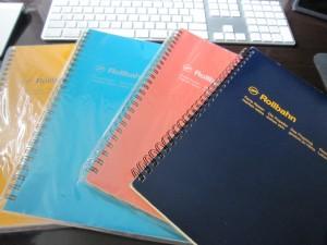 日記は紙かデジタルか? 日刊たち vol.119 新米フリーエージェントな日々