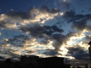 ボディ・マネジメント日誌(2011/11/21)セミナー翌日の燃え尽き