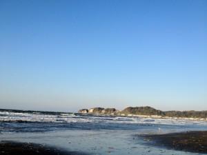 ボディ・マネジメント日誌(2011/11/24)湘南強風海岸ラン