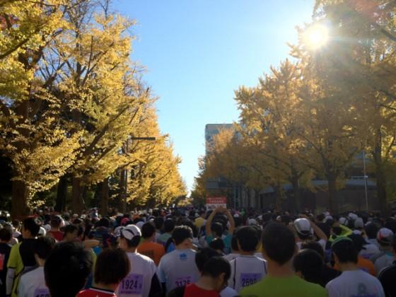 第31回横浜マラソン・ハーフの部完走しましたっ!