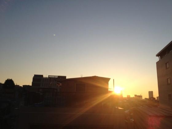早起きは素敵だ。 「デイリーたちばな」 2012年1月25日版