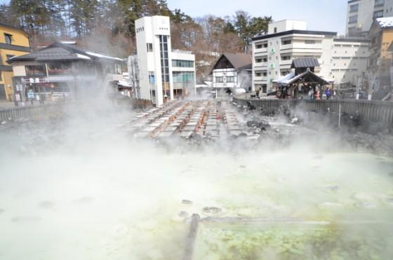 草津旅行から無事戻りました! 「デイリーたちばな」 2012年2月16日版