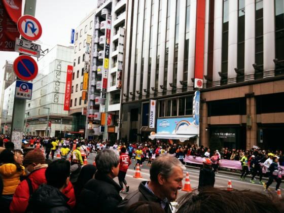 東京マラソン外れて暇だったから一人フルマラソン完走してきた