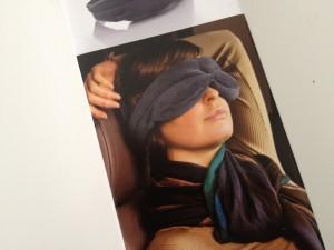 テンピュール製のアイマスク 「テンピュール スリープマスク」を買ってみた & 超強力耳栓「モルデックス・メテオ」紹介