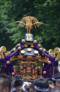 ちょっと悔しい 2012年浅草三社祭訪問記  [Photo]