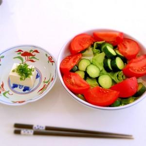 野菜多めの食生活を意識してみようかと思う [日刊たち No.41]