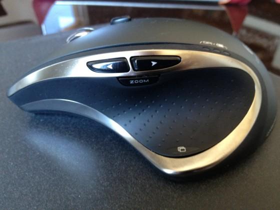 Logicool Performance Mouse m950  超高機能でパワフルなマウスがもう手放せない!